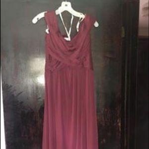 *NWT* Long Bridesmaid/Prom Dress